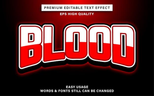 Esporta l'effetto testo modificabile del logo