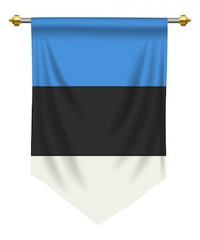 Pennant dell'estonia