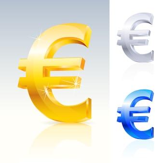 Illustrazione di euro