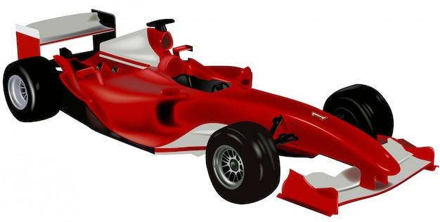 F1 sports car