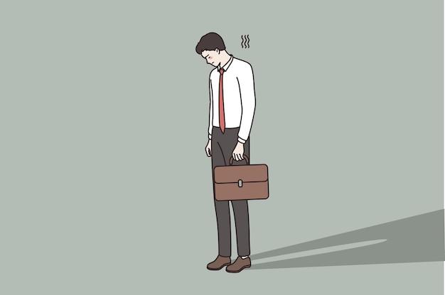 Problemi di fallimento nel concetto di business