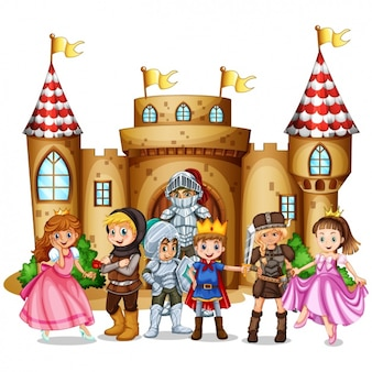 Scena fairytale