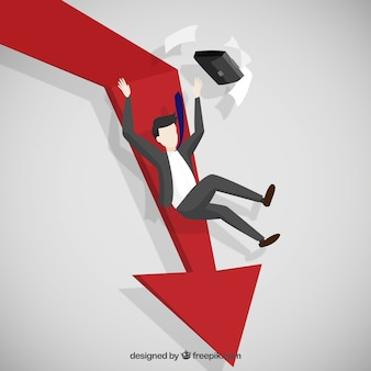 Falling down affari