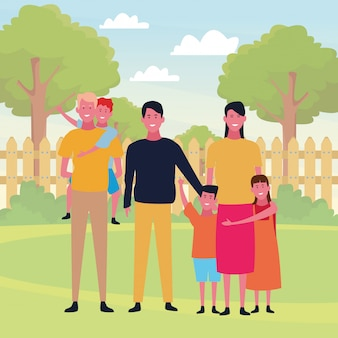 Cartoni animati per famiglie e bambini