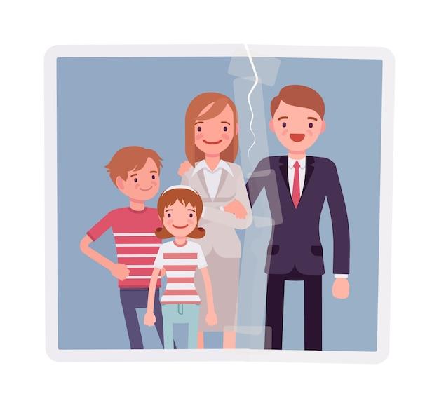Ritratto di ricongiungimento familiare