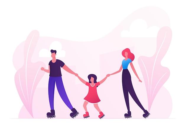 Famiglia weekend tempo libero e sport tempo libero