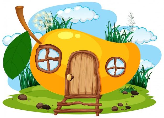 Casa di mango fantasy