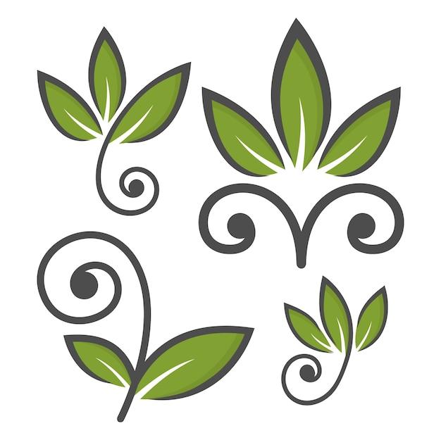 Modello di progettazione logo fattoria e agricoltura