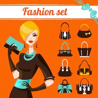 Set moda donna