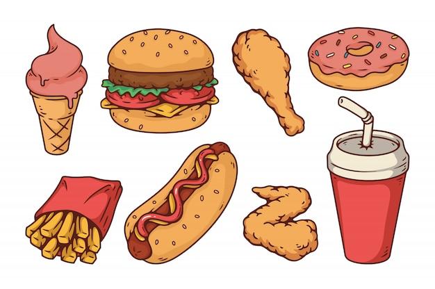 Fast food premium