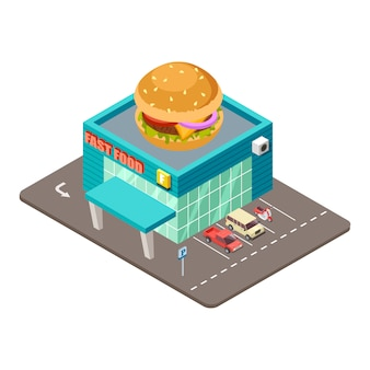 Ristorante fast food