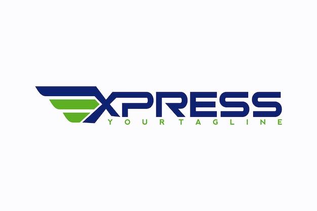 Logo fast forward express