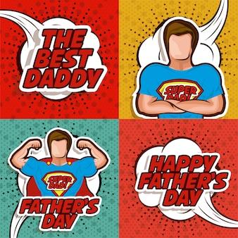 Progettazione del giorno di padri