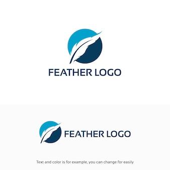 Logo di piume