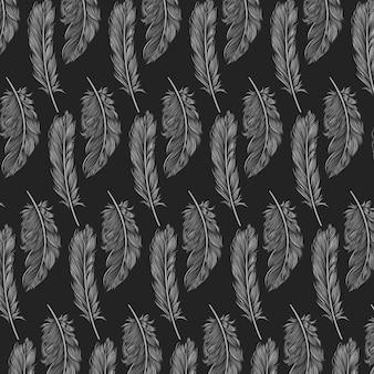 Pattern della piuma
