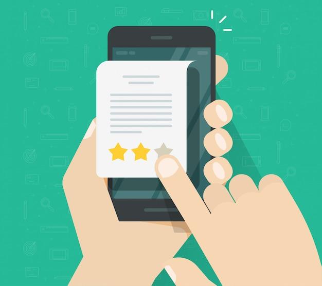 Feedback o recensione di testimonianze sul fumetto del telefono cellulare