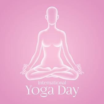 Yoga femminile