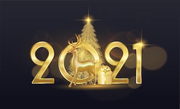 Design festivo di articoli natalizi