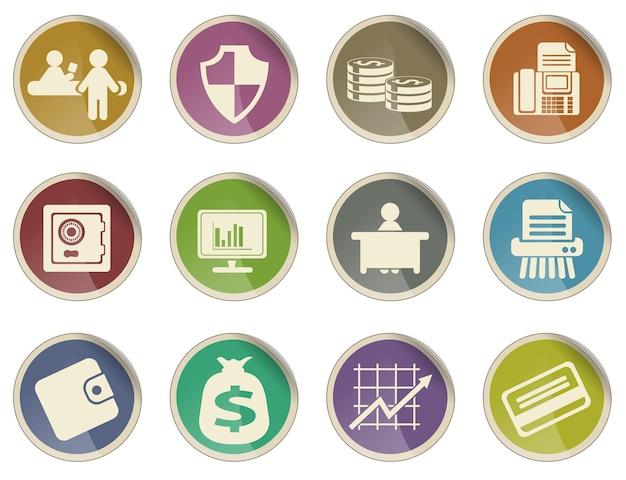Icone di finanza