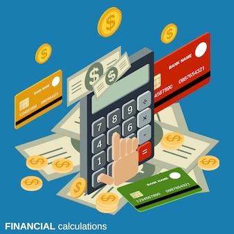Calcoli finanziari