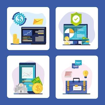 Gestione finanziaria online