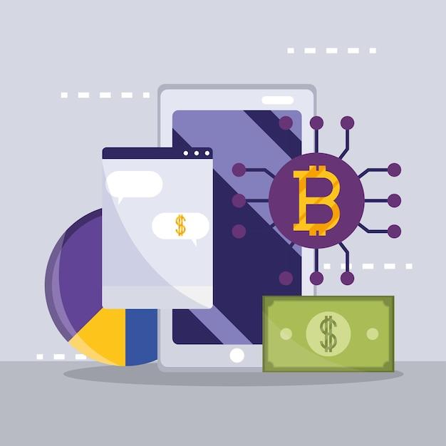 Tema di tecnologia finanziaria