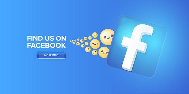Trovaci sul modello di progettazione banner di facebook