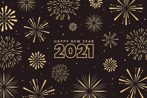 Fuochi d'artificio capodanno 2021