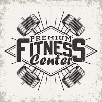 Logo del centro fitness