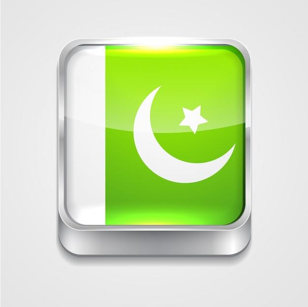 Bandiera del pakistan