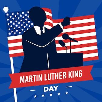 Design piatto martin luther king day