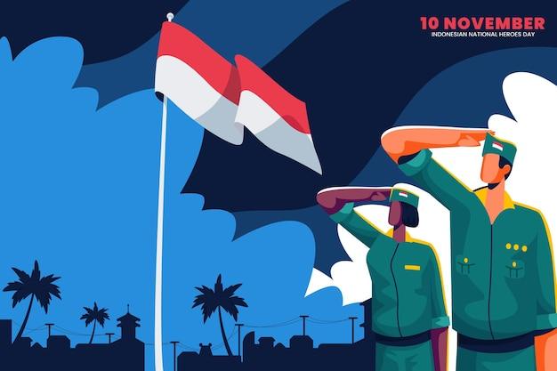 Pahlawan piatto / giorno degli eroi