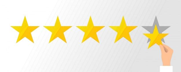 Valutazione e classificazione piatte