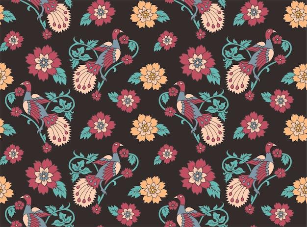 Pavone fiore