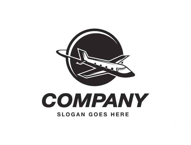 Logo dell'aeroplano volante
