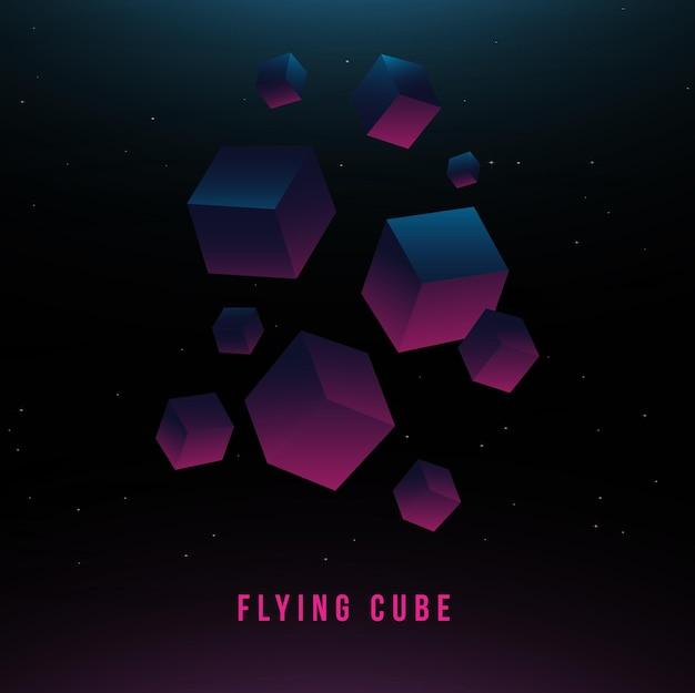 Cubo volante