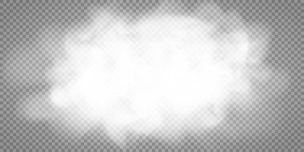 Effetto speciale nebbia o fumo
