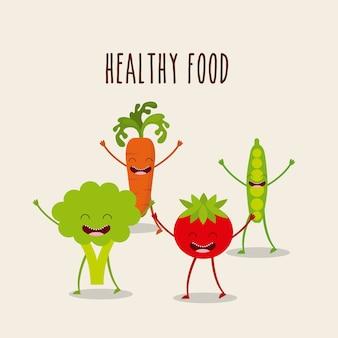 Disegno del carattere alimentare