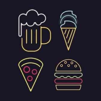 Icone alimentari