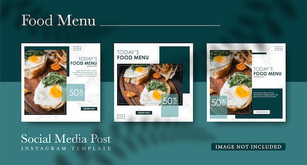 Modello di social media alimentare