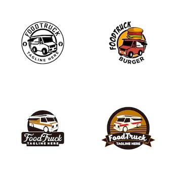 Logo di camion di cibo