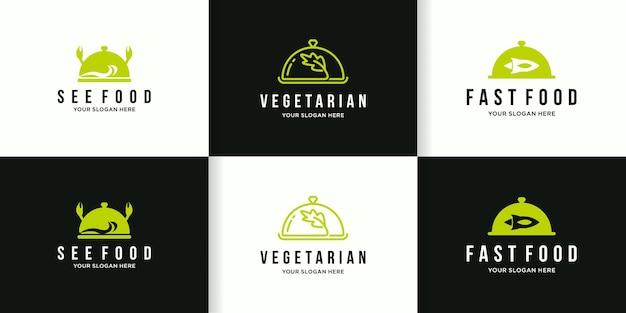 Logo della specifica del tipo di cibo