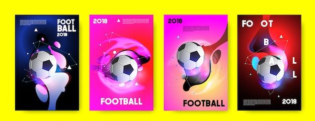 Calcio della priorità bassa della tazza di campionato del mondo di calcio 2018.