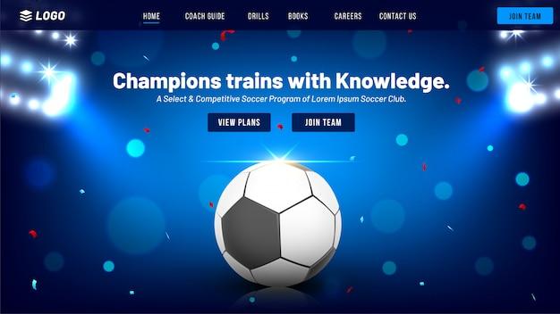 Sito web del club di calcio.