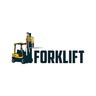 Logo del carrello elevatore