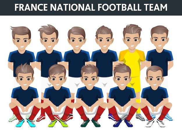 Squadra nazionale di calcio della francia