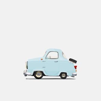 Illustrazione a mano libera, concetto di veicolo