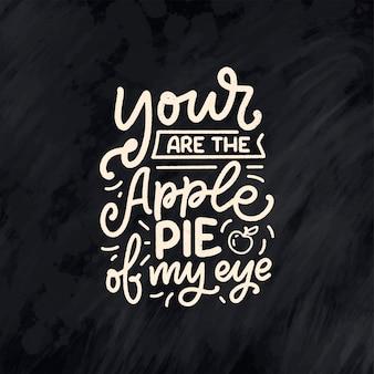 Detto divertente, citazione d'amore ispiratrice