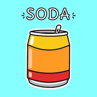 Soda divertente