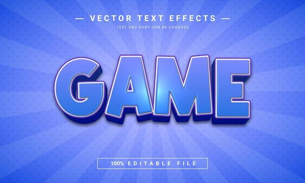 Stile di testo modificabile del gioco